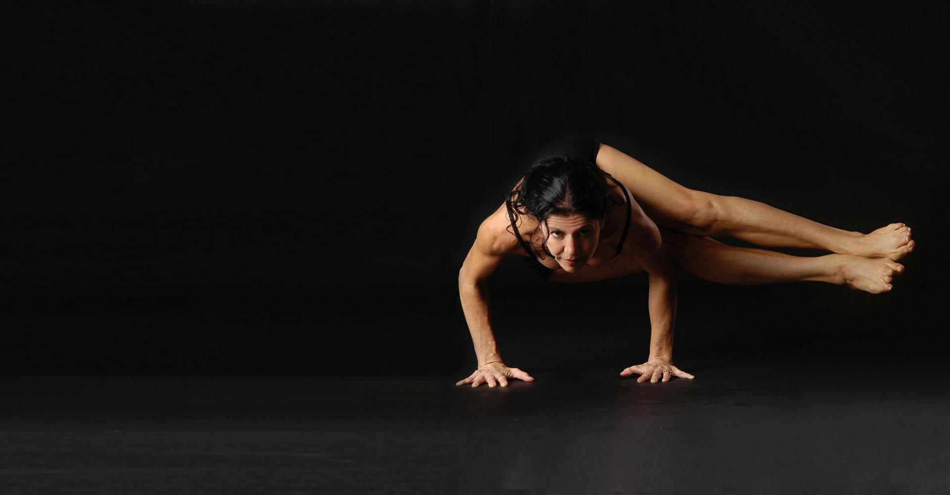 Monica Gauci Director of 8 Limbs and Chintamani Yoga
